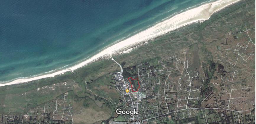 Google Map af Egeparken